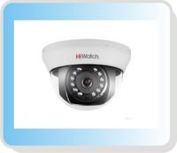 - HD-TVI видеокамера HiWatch DS-T101