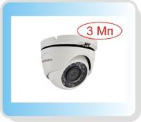 - HD-TVI видеокамера HiWatch DS-T303